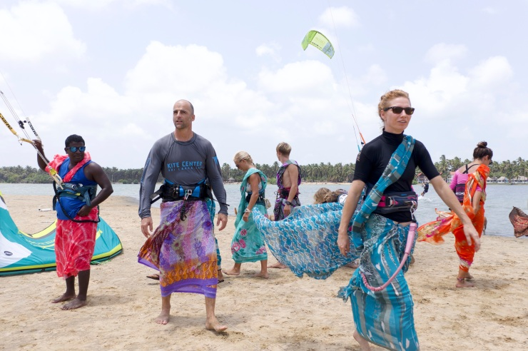 dji 0407 - Have you ever Kiteboarded in a Saree?