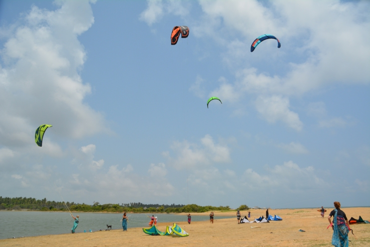 dsc 0181 - Have you ever Kiteboarded in a Saree?